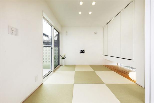 山口県岩国市の高気密住宅R house -アールプラスハウス-