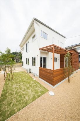 山口県岩国市の高気密住宅 R house -アールプラスハウス-