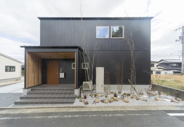 山口県周南市の建築家住宅R house -アールプラスハウス-