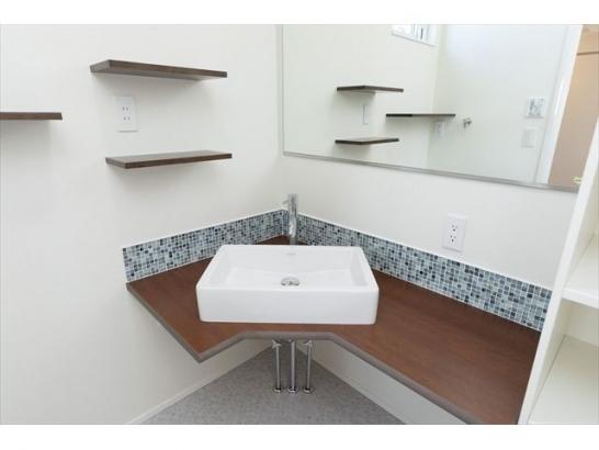 山口県岩国市のデザイナーズ住宅R+house -アールプラスハウス-