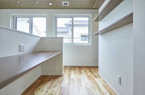 山口県岩国市の建築家住宅R+house -アールプラスハウス-