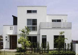長崎建設株式会社のモデルハウス