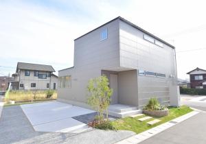 R+house山口(高山産業株式会社)のモデルハウス